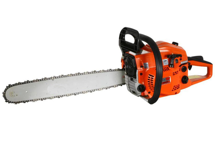 18 - 24 Inch small gas powered chain saw Magnesium Alloy Crankcase